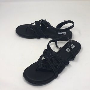 Women's Not Rated Bastin sandals a10 box 2